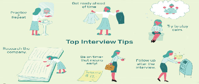 7 Interview Tips That Will Help You Get Hired   Ethiopian Reporter Jobs   Ethiojobs